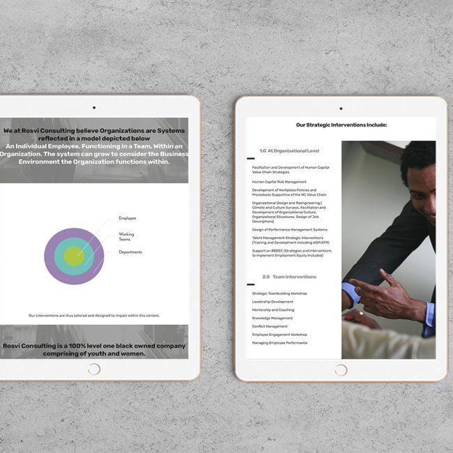 Rosvi iPad